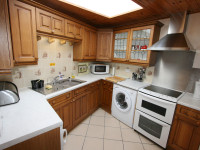image of Little Churchway kitchen in the self catering cottage in Perranuthnoe