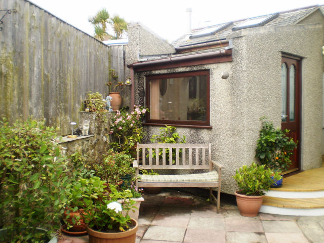 image of Little Churchway self catering holiday cottage in Perranuthnoe